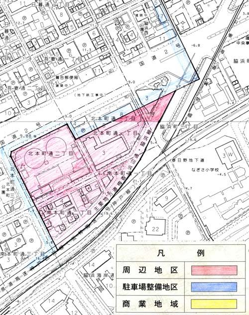 神戸市:駐車場整備地区等におけ...