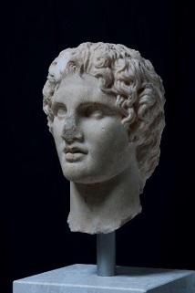 アレクサンドロス頭部