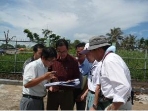 Inspection of Site