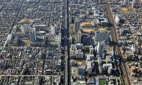 神戸市:神戸の再開発 新長田南...