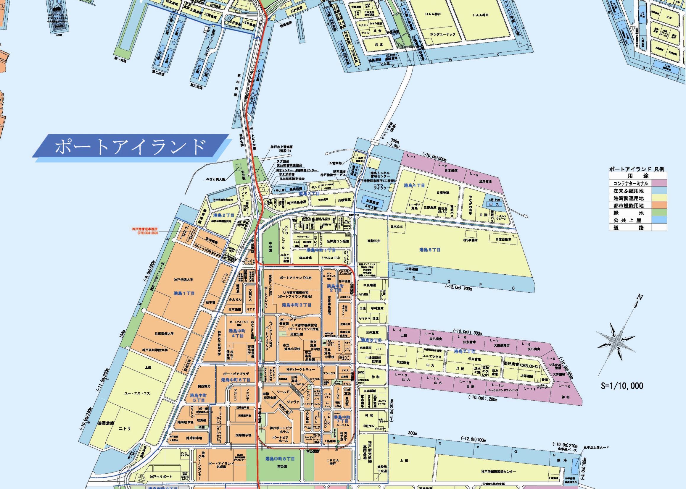 神戸市:海空陸の総合 ...