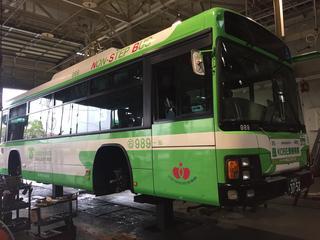 神戸市:「市バス車両工場フェス...