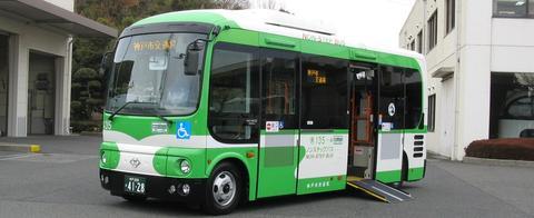 神戸市:神戸市バスの車両につい...