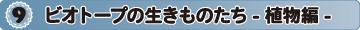 第9回ビオトープの生きものたち―植物編―