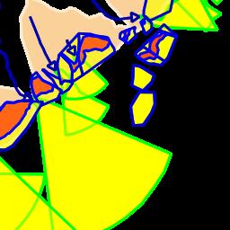 土砂災害 水害に関する危険予想箇所図 Web版