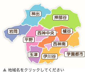 神戸市西区:トップページ